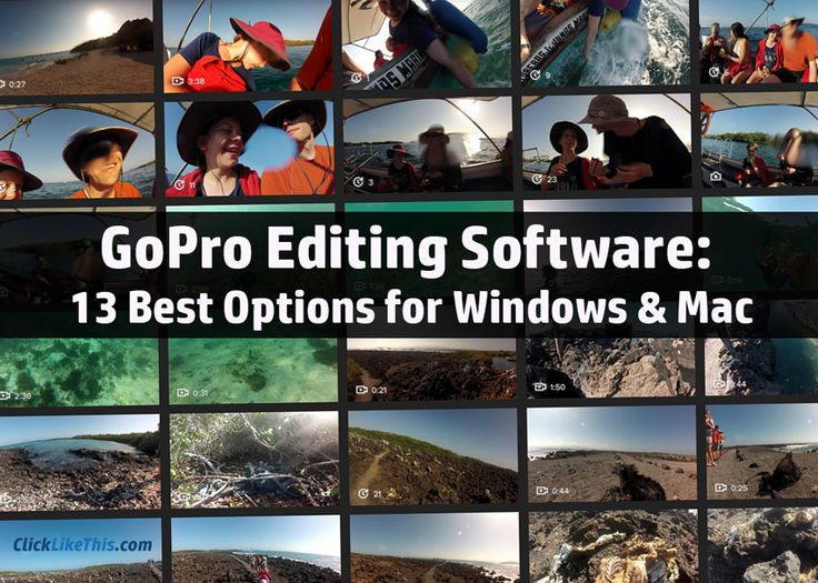 Trying to sort out GoPro editing software? You're in the right place! In this post, you'll learn about your options for great GoPro editing software. I'll cover both free and premium programs – for both Windows and Mac. The list includes the best options for editing your GoPro video – according to user ratings and …