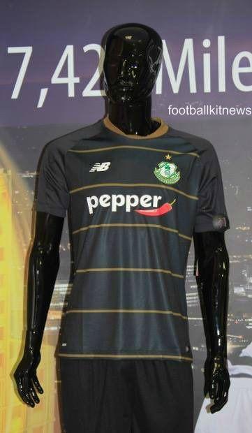 Shamrock Rovers Away Shirt 2016