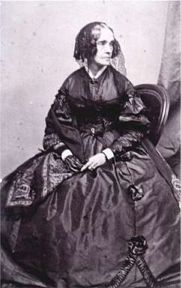 Jane Means Appleton Pierce (March 12, 1806 – December 2, 1863), wife of U.S. President Franklin Pierce, was First Lady of the United States from 1853 to 1857.  wem