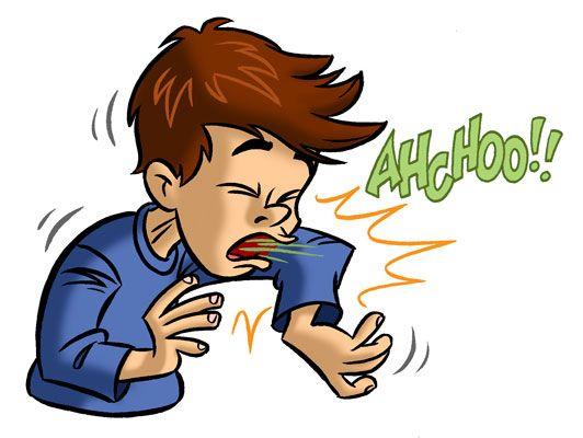Sneezing Cartoons and Comics - Cartoon Humor, Political ...