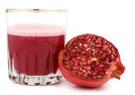 Eat this! Cancer will hate it!  (11 health benefits of pomegranate juice)