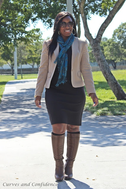Curves and Confidence | Miami Fashion Blogger