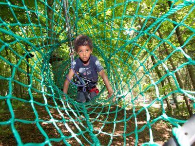 Parc Forêt'Vasion à Sivry-sur-Meuse, entre Verdun et Dun-sur-Meuse. Une expérience riche en sensations pour toute la famille !