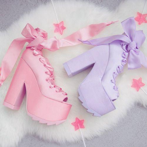 candiedmoon:  dollskill:  The wait is over #balletbae in SATIN  &  have arrived: DollsKill.com/SatinBae (at DollsKill.com/SatinBae)  Waaaaantttttt