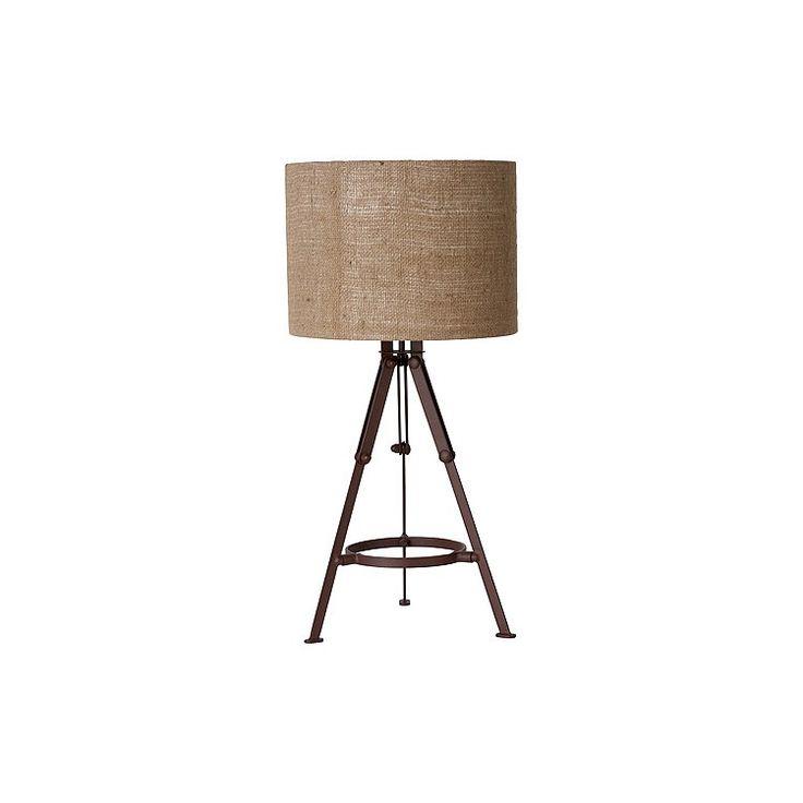 Lighting - Horden Tripod Table Lamp