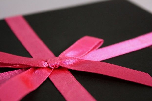 Gorgeous Gift Wrapping. What could be inside?
