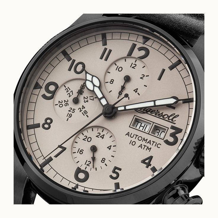 MENS INGERSOLL WATCH - THE ARMSTRONG AUTOMATIC I02202