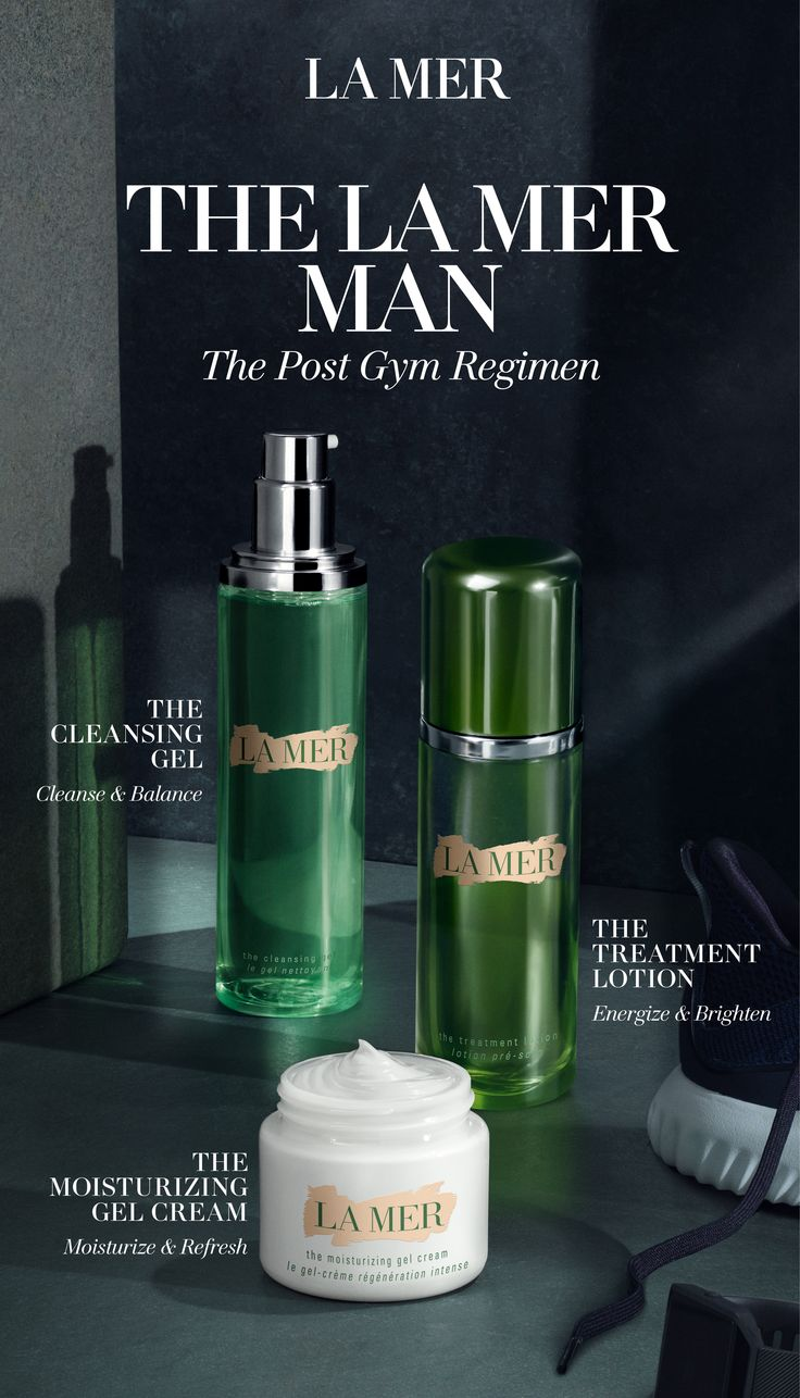 how to use la mer cleansing gel