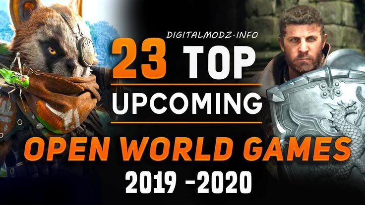23 BEST Upcoming Open world Games  (2019 -2020 ) PS4 / XBOX ONE / PC /  …