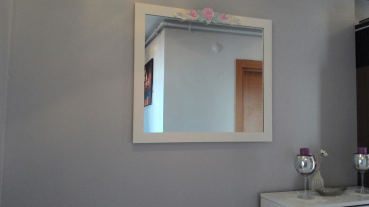 Ayna yenileme #boyama