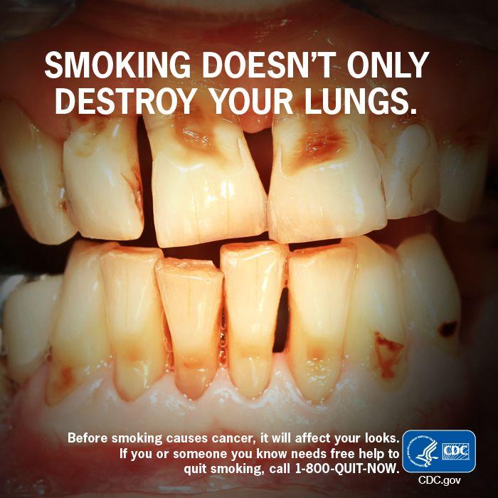 Stop smoking aid danger