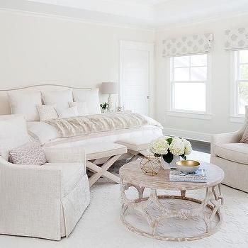 Ivory Bedroom Sitting Area