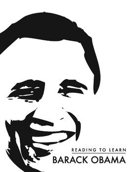 Barack Obama Speech Therapy Reading & Language Activities