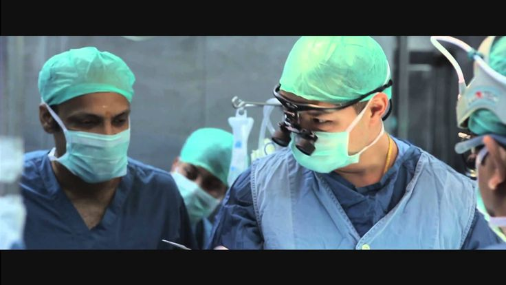 [EN] The Heart Fund - India 2015 - Surgical Mission with Gary Dourdan & ...