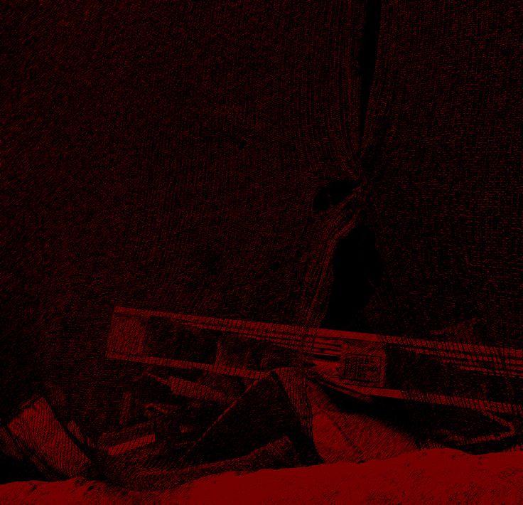 Ознакомьтесь с моим проектом в @Behance: «Red sketches»…
