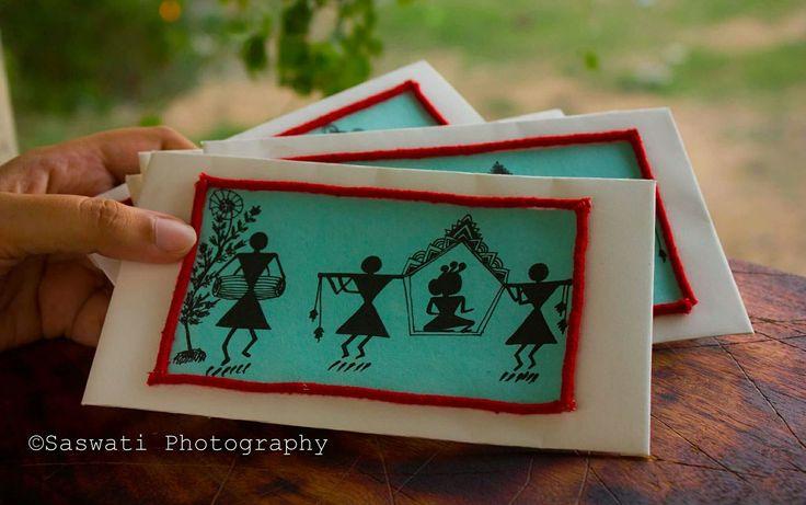 Paper Envelopes#Handcrafted #TribalArt