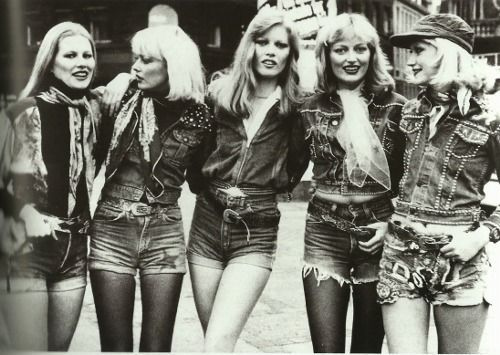 11 Best Punk Fashion Of 70s Images On Pinterest Punk