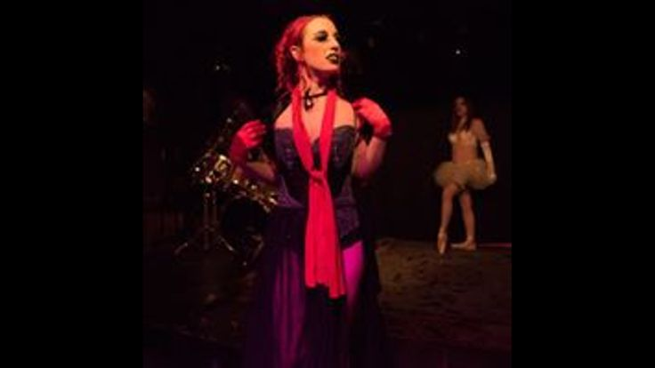 We will be producing 2 performances of 'Irene' the Burlesque Revue featuring music from my original ballet 'Irene'