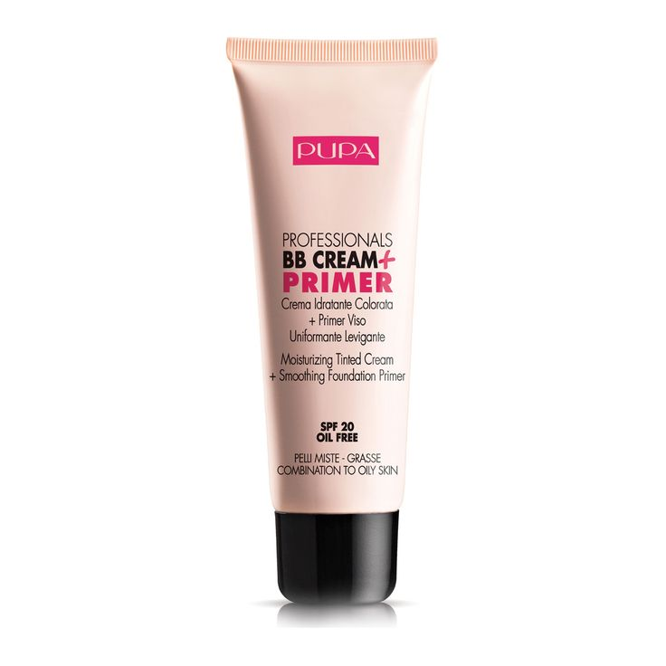 Pupa BB Cream + Primer For Combination To Oily Skin 001 Nude #Pupa #PupaMilano #Primer #foundation #makeup #beauty #beautymusthave #makeupmusthave #skincare #girlythings #girlystuff