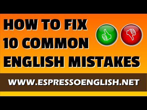 how to fix my grammar