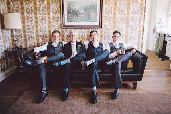 The Wedding Scoop Spotlight: Grooms and Groomsmen Style Trends