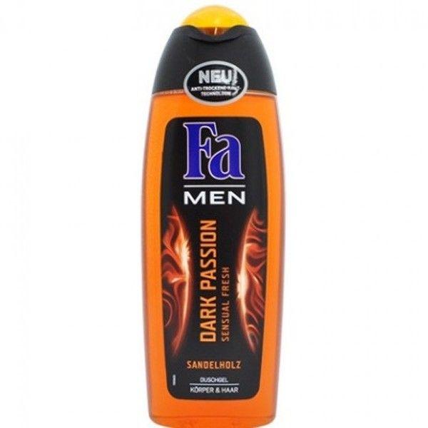 FA Shower MEN 250ml Dark Passion - Sensual Fresh 4015001008548