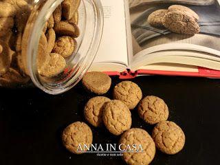 Anna in Casa: ricette e non solo: Amaretti dolci di L. Montersino
