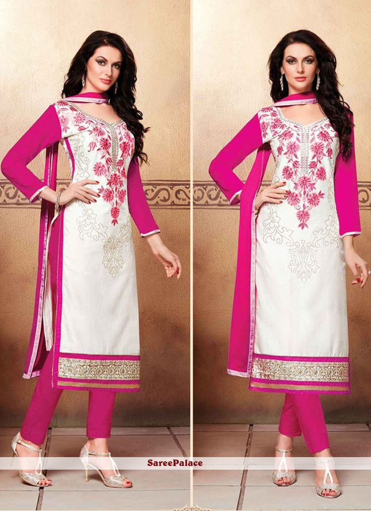 106 best Stright Salwar Kameez (Pant Style) images on Pinterest