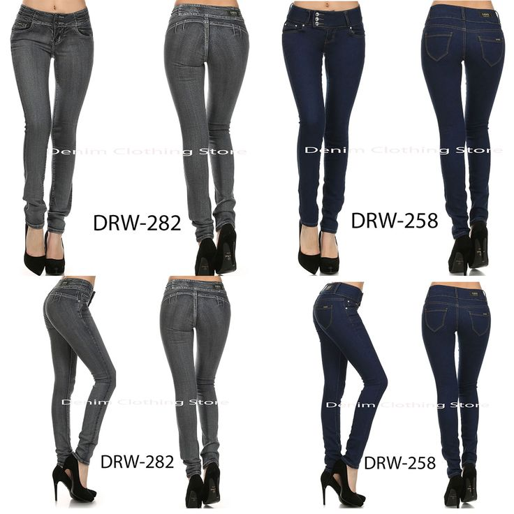 D.Rock Women's Juniors Plain Denim Super Stretch Skinny Jeans Medium Dark  Blue Size 0 - 41 Best D.Rock Images On Pinterest Rocks, Stretching And Denim