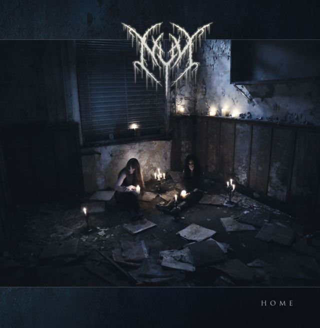 German Black Metal Duo NYX Stream New Album, 'Home'!