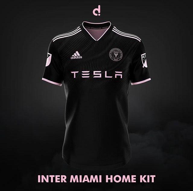 san francisco be285 64d22 Inter Miami CF - Home kit 🤔 | Inter Miami CF | Mens tops ...