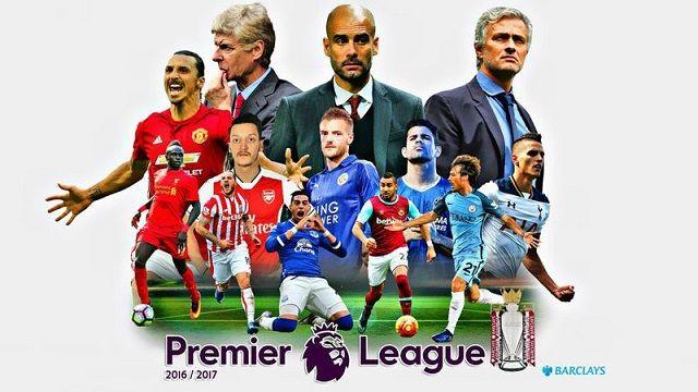 Jadwal Lengkap Pertandingan Liga Inggris Pekan 28 Musim 2016/2017