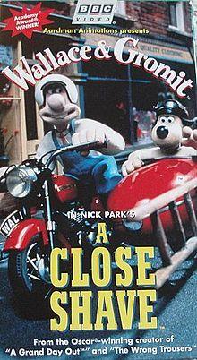 A Close Shave. 1996. Aardman Animations. U.K.
