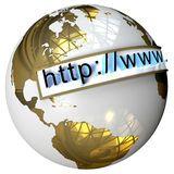 World Wide Web Foto de archivo libre de regalías