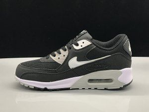 premium selection a5ff7 ab46b Mens Womens Nike Air Max 90 Running Shoes Leather Metal Gold White