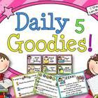 This product includes...  Daily 5 Rotation Cards Daily 5 Posters Daily 5 Anchor Charts  Enjoy! Lori  If you like what you see, please follow me: Te...