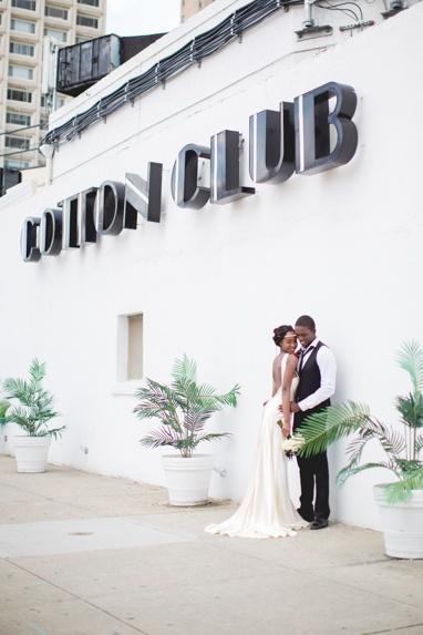 Cotton Club - Harlem Renaissance Wedding