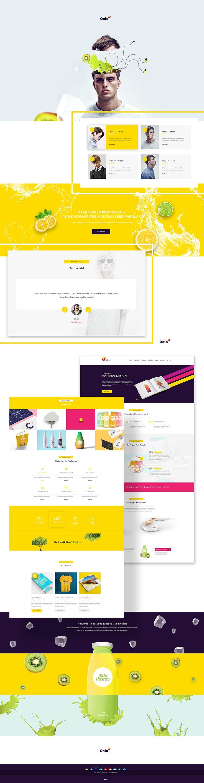 11 Best Blog Design Images On Pinterest Website Designs Design