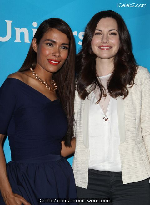 Daniella Alonso NBCUniversal's Summer Press Day At The Langham Huntington http://www.icelebz.com/events/nbcuniversal_s_summer_press_day_at_the_langham_huntington/photo12.html