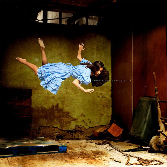 levitation Brooke Shaden Trick Photography And Special Effects surreal