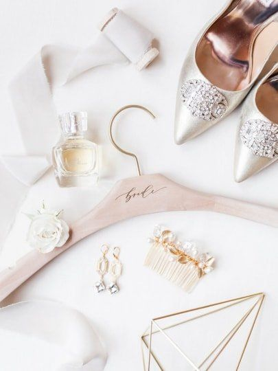 Elegant Wedding Accessories Embellished Shoes And Earrings Bridal Accessories R Wedding Photography Props Wedding Accessories Wedding Details Photography