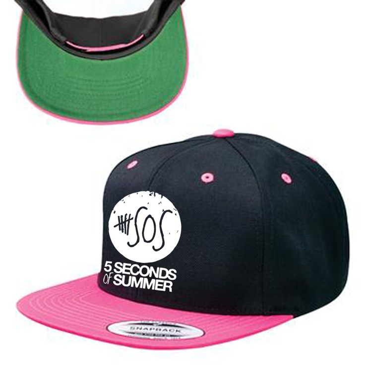 5 Seconds of Summer Snapback Hat