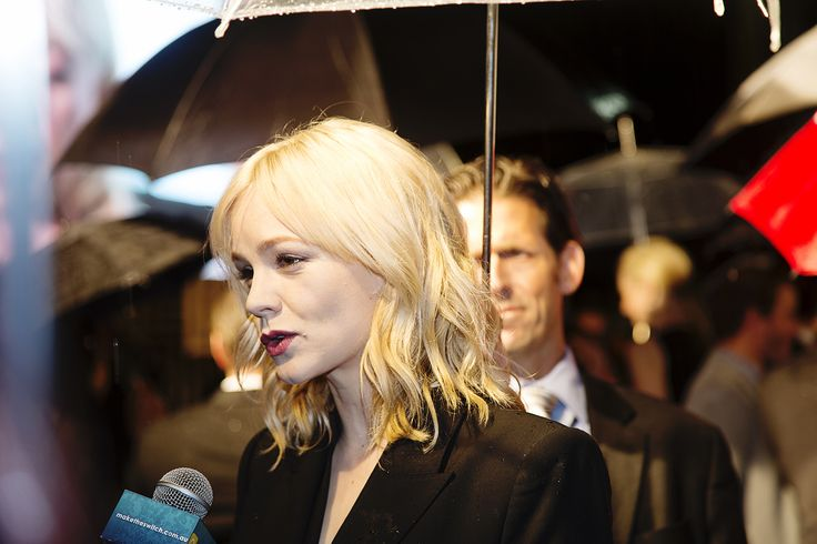 Carey Mulligan at The Great Gatsby premiere