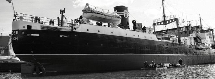Sołdek Ship, Author: Agnieszka Sęk | #soldek #motlava #gdansk