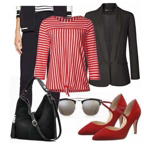 Frühlings-Outfits: Levis bei FrauenOutfits.de #fashion #fashionista #mode #dame…