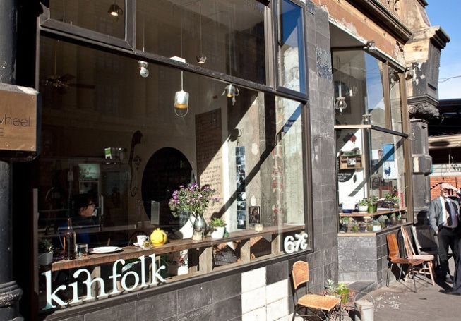 Kinfolk Cafe #Melbourne #coffee  Repinned by @Melbourne_Miss www.themarketingproject.com.au