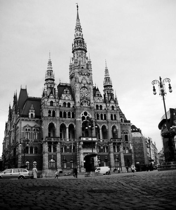 Liberec, Czech Republic.