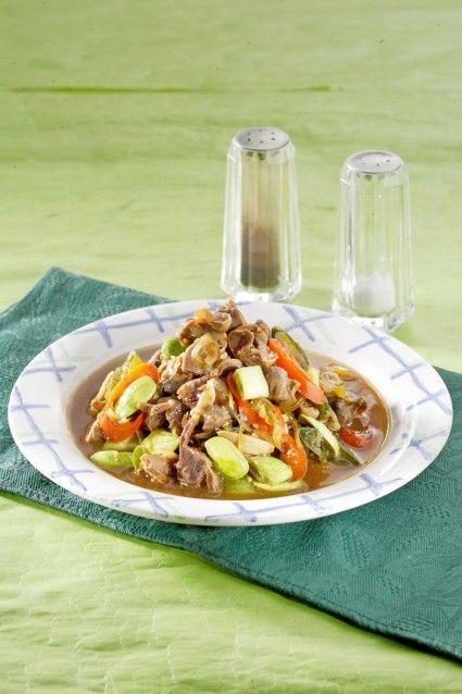 Ampela ayam tumis petai, rasanya sangat lezat. Yuk, segera buat dengan resep kami.