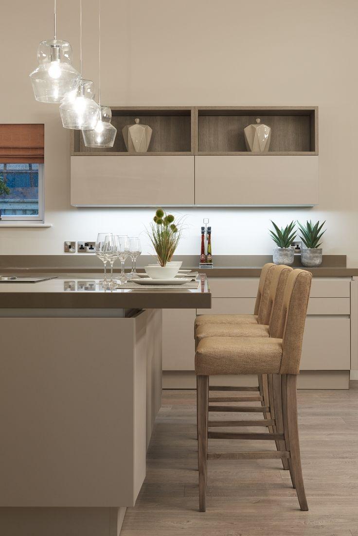 Moderne küchenideen der mitte des jahrhunderts  besten modernist kitchen bilder auf pinterest  wohnen und schwarz