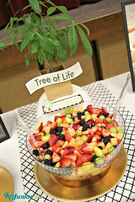 Book of Mormon Food Ideas for LDS Seminary Graduation {free printables}